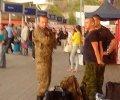 «Ополченцы Донбасса» обнаружились в Ростове-на-Дону. ФОТО