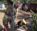 «Правий сектор» воює не тільки допотопними кулеметами «Максим». ФОТО