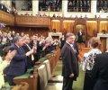 Виступ Порошенка в парламенті Канади. ПОВНЕ ВІДЕО