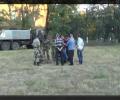 В Мариуполе бойцы «Азова» обучают добровольцев, готовых стать на защиту города. ВИДЕО