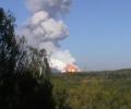 Срочно! Мощный взрыв на 107 заводе в Донецке. ВИДЕО