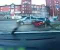 GTA по-русски: Погоня за пьяным кондитером по Иркутску. ВИДЕО