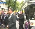 Десять років тому Януковича в Івано-Франківську «підстрелили» яйцем. ВІДЕО