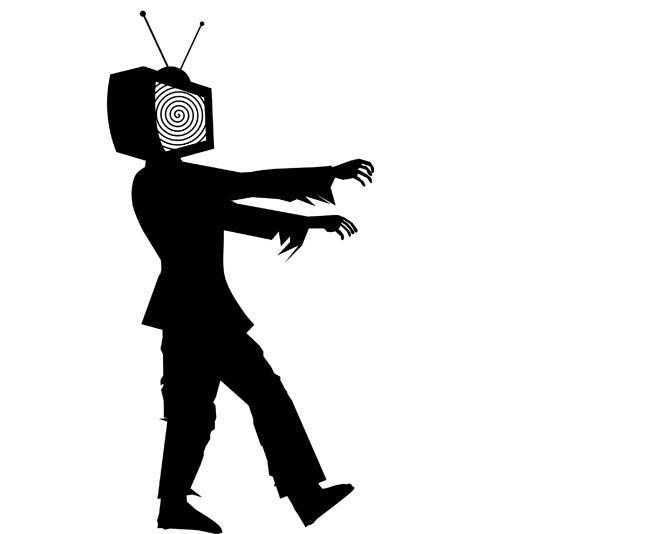 Террористы в Донецке запустили в эфир свой аматорский телеканал - Цензор.НЕТ 3139