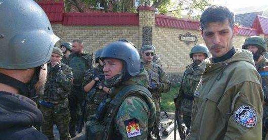 Основой новой 14-й механизированной бригады станут герои из расформированной 51-й, - Порошенко - Цензор.НЕТ 9488
