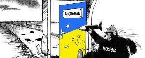 Как выглядел бы конфликт Украины и России, если бы произошел в «Фейсбуке»