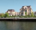 Палац нардепа Казуби, який займався купівлею «вишок Бойка», зняли з повітря. ВІДЕО
