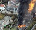 В Германии взорвался газопровод «Газпрома». ВИДЕО