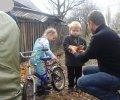 Окраина Дебальцево: 4 детей, потерявших маму и папу. ФОТО