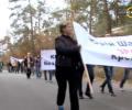 Жители Кременчуга пикетировали дом нардепа Юрия Шаповалова