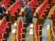 В парламент проходят шесть партий