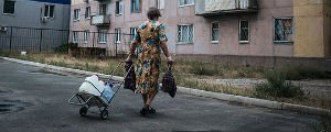 Повіривши в «Русский мир», мешканці Донбасу залишилися сам-на-сам зі своїми проблемами