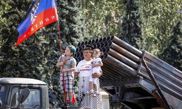 """Боевики на Донбассе используют детей в качестве солдат, информаторов или как """"живой щит"""", - отчет Госдепартамента США - Цензор.НЕТ 258"""