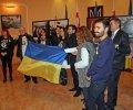 У Тбілісі вшанували річню Майдану. ФОТО