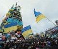 Год после Майдана - украинцев стало больше