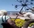 В Севастополе снесли детский памятник, обвинив его в сатанизме