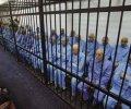 Все члены режима Муамара Каддафи - за решеткой. ФОТОФАКТ