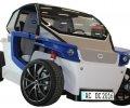 Благодаря 3D-печати прототип электромобиля построили всего за год