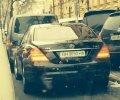 Парламент новый - проблемы старые: возле Верховной Рады пробки от авто депутатов. ФОТО