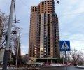 Несмотря на боевые действия, в Донецке продолжают строить жилье. ФОТОФАКТ