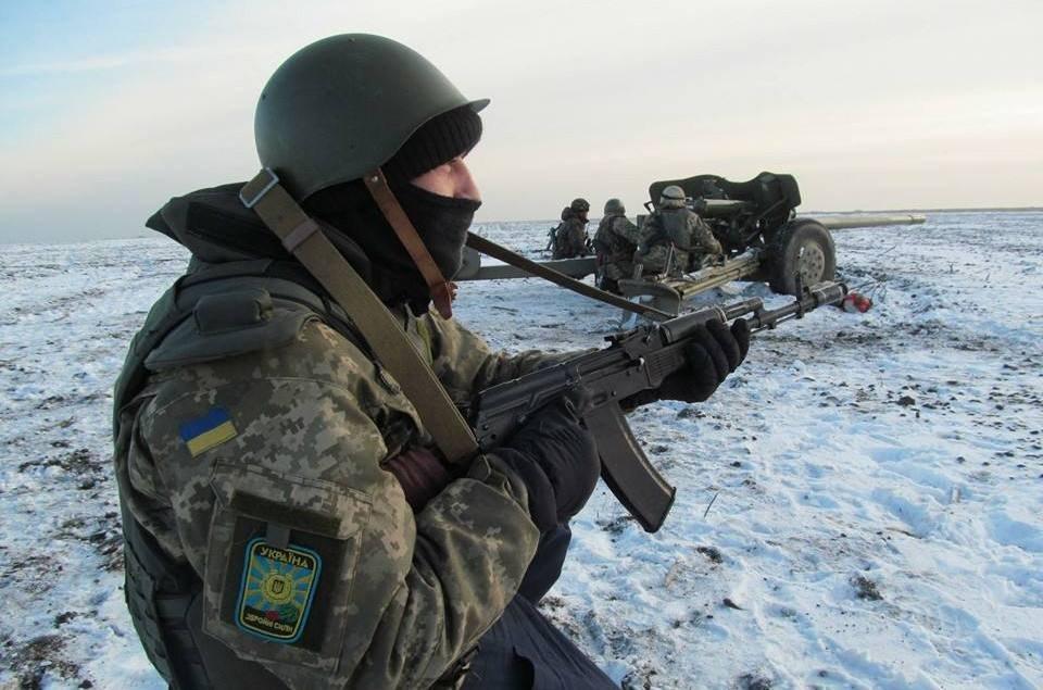 Командиры отдельных батальонов ВСУ получили дополнительные полномочия, - Минобороны - Цензор.НЕТ 1081
