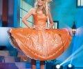 Конкурс костюмів на «Міс Всесвіт» - чебуреки, пір'я з сідниць та пекельні кольори. ФОТО