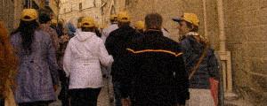 История про 38 москалей в Иерусалиме и желто-голубые кепки
