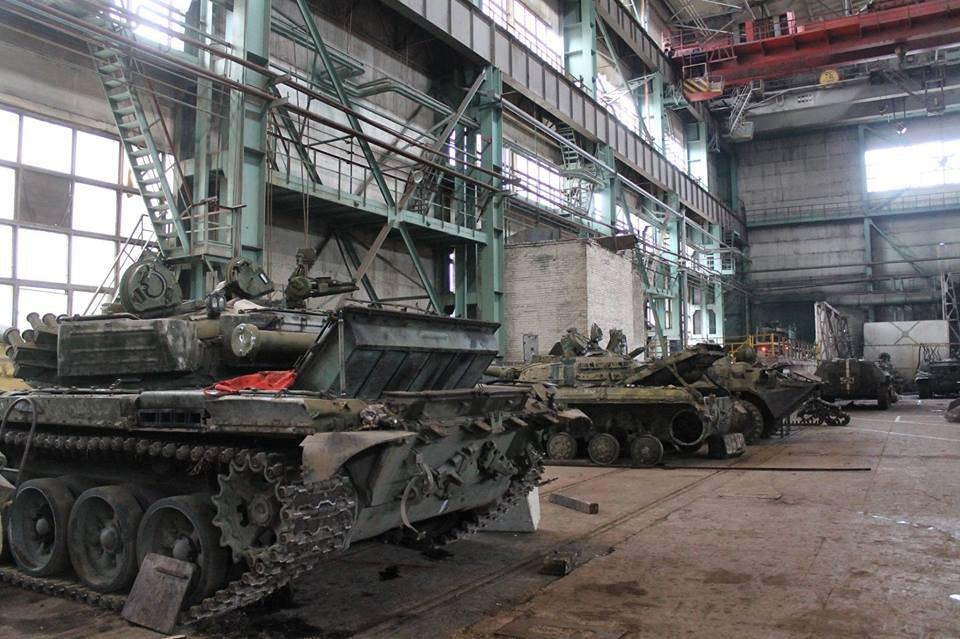 Боевики концентрируют свою активность на Донецком направлении, - пресс-центр АТО - Цензор.НЕТ 9659