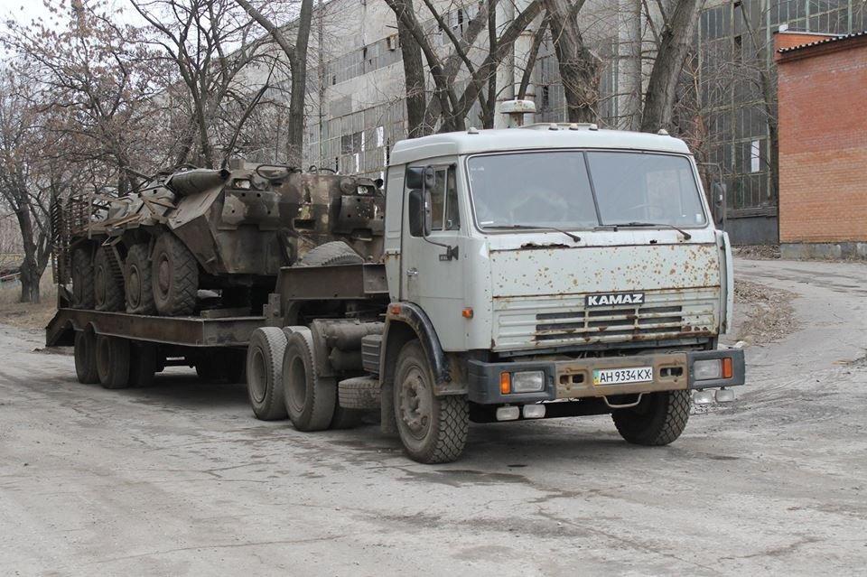 Боевики концентрируют свою активность на Донецком направлении, - пресс-центр АТО - Цензор.НЕТ 5803