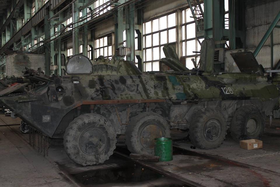 Боевики концентрируют свою активность на Донецком направлении, - пресс-центр АТО - Цензор.НЕТ 5465