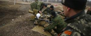 Сколько русских военных на Донбассе ?