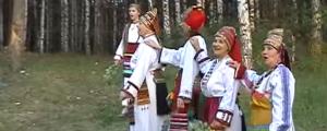 Как звучит фонетически чистейший угрофинский русский язык. ВИДЕО