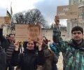 Спільна молитва за Надію Савченко. ВІДЕО