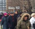 О чем говорили в очереди, ожидая возможности попрощаться с Немцовым. ВИДЕО