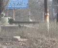 Вопреки режиму отвода тяжелых вооружений, САУ «Гвоздика» сепаратистов ездят по Донецку. ВИДЕО