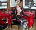 В советское прошлое с донецкой художницей Анжелой Джерих. ВИДЕО