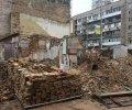 У Києві знищили будинок, де жив Михайло Грушевський. ФОТО