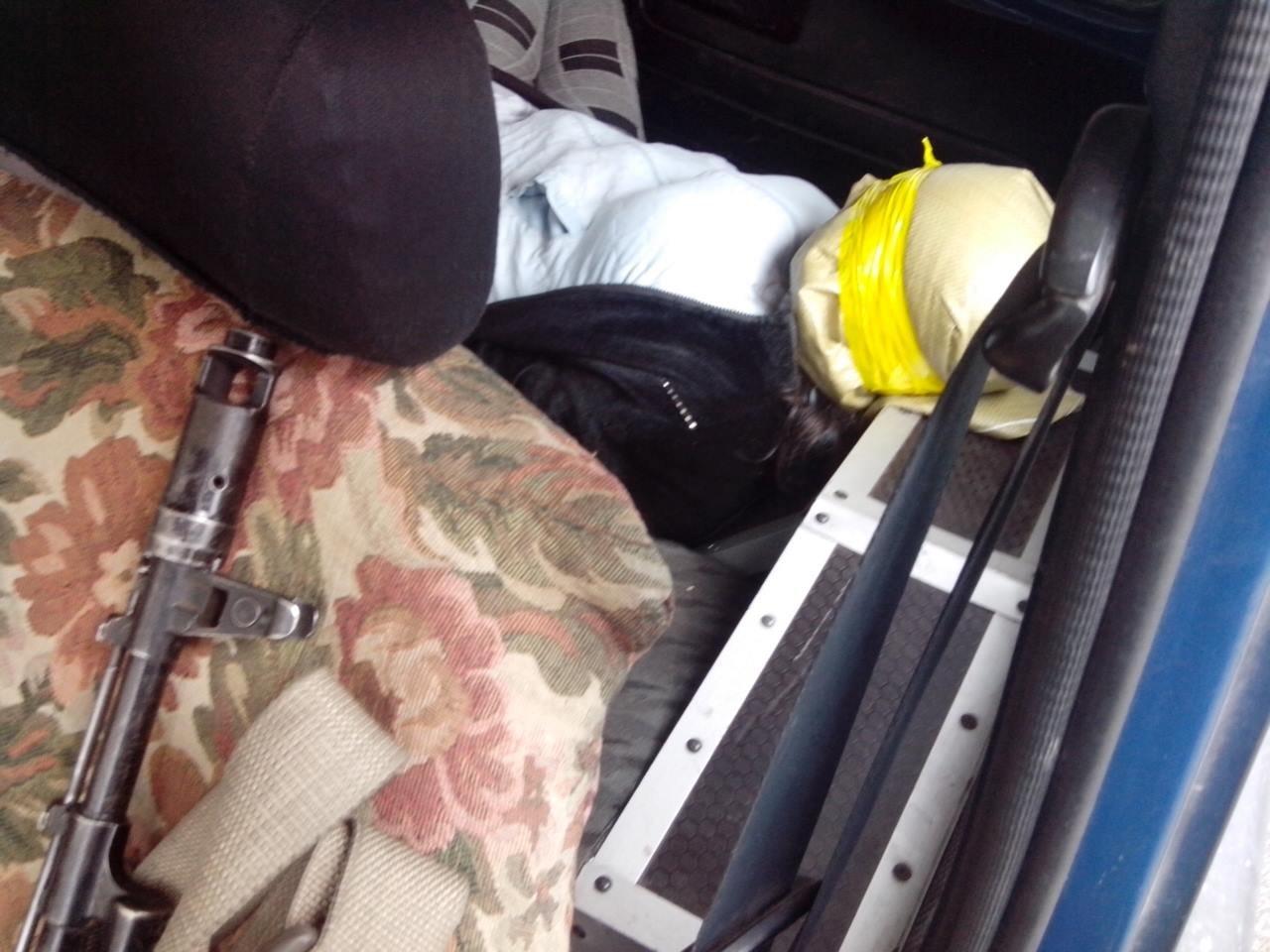 Військові спіймали кремлівську терористку, через яку загинули троє жителів Гранітного. ФОТОФАКТ